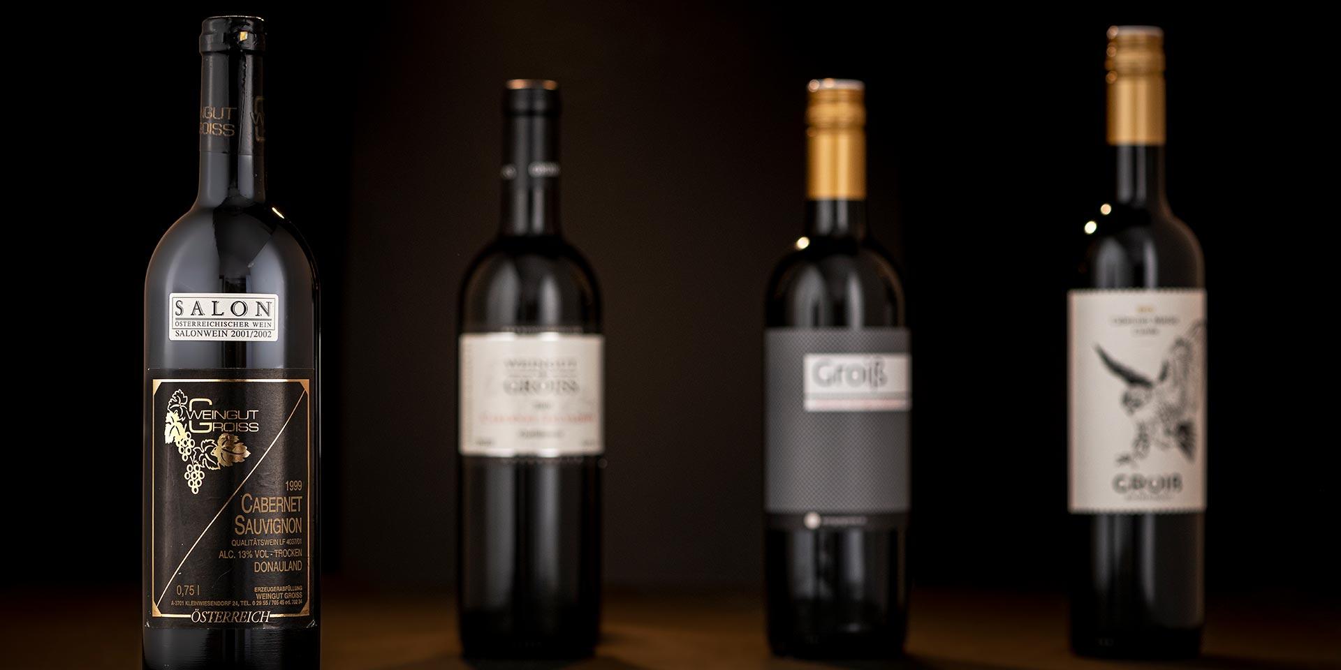 Die Großeltern führten das Winzertum zur Qualität, u.a. mit dem Eintritt in den Salon österreichischer Weine, der uns auch in den nächsten Generationen begleiten sollte.