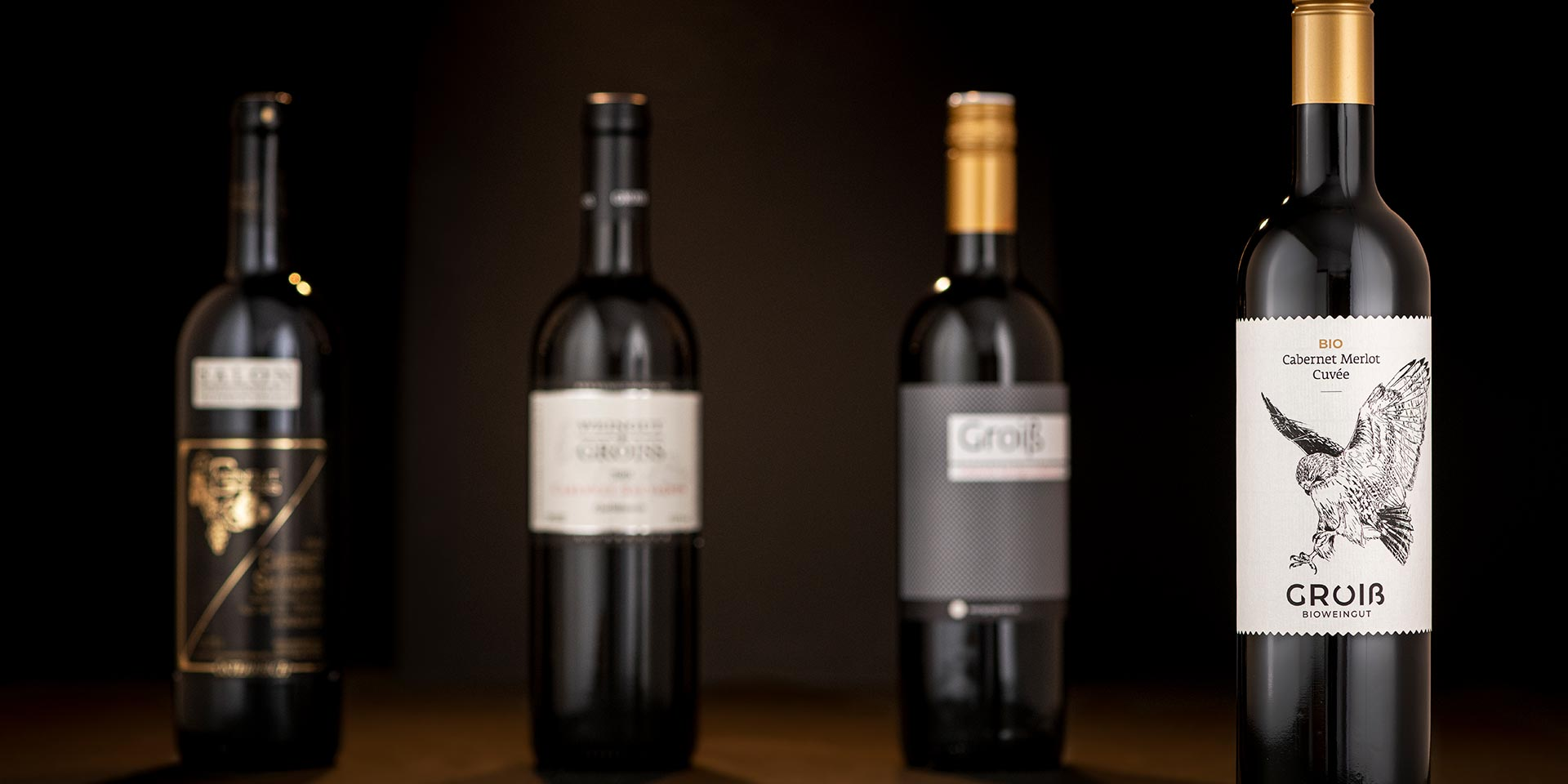 In our hearts we have always been organic winemakers, now it's obvious for the whole world. Our new labels present the first organic vintage 2020.